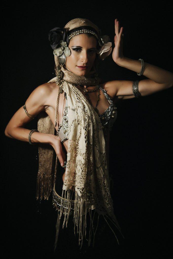 danza del ventre tribal fusion